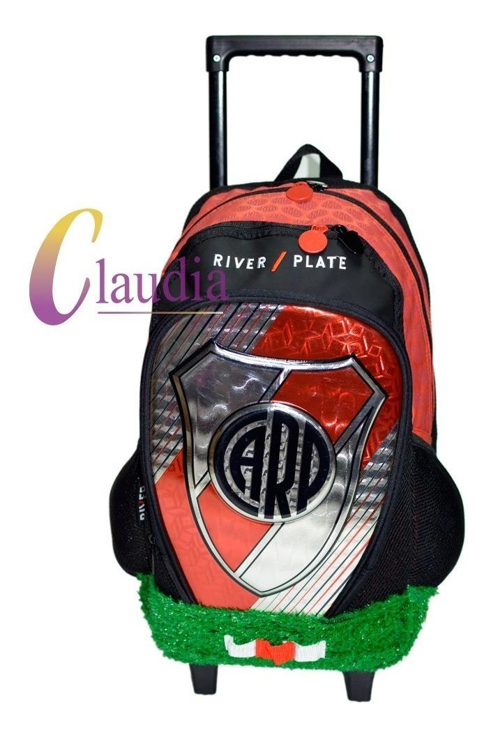 Mochila Con Carro San Lorenzo Independiente Sl102in101