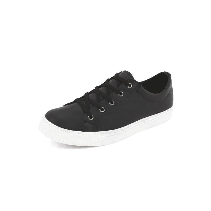 Sneakers negros 018452