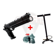 Pistola Fox Pcp Pp700 5.5 - Caza Alto Poder Aire + Inflador