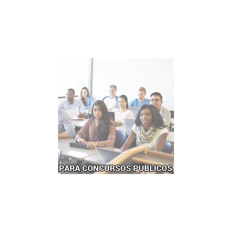 Pacote Extensivos Matemática Completo - 5 Módulos