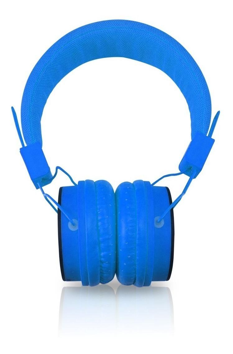 Auricular Bluetooth Panacom Vincha Bl1352 Plegable Microfon