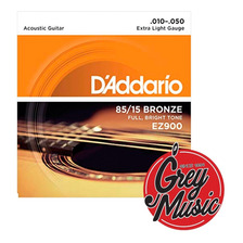 Encordado Guitarra Acustica Daddario Ez900 010-050 Usa