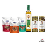 De regalo Semillas Genser + Aceite De Oliva Virgen Extra 500ml + 6 Aceitunas o Conservas