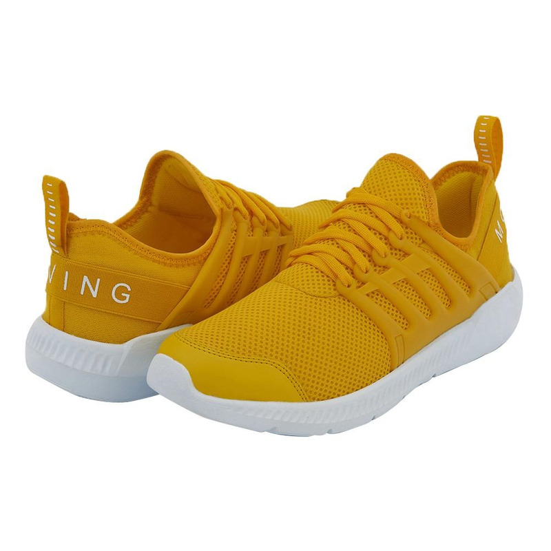 Sneakers Deportivo Amarillo 017638