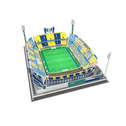 Estadios maquetas 3D para armar - ROS...