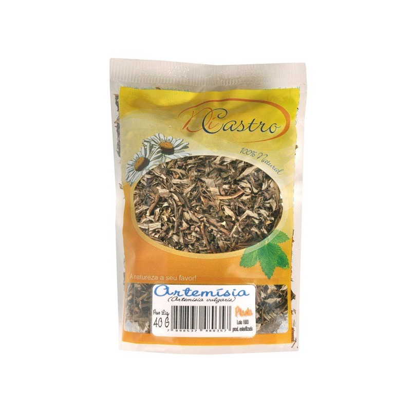 Cha em Planta de Artemisia (Absinto) - 40g - DiCastro