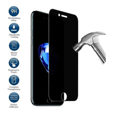 Glass Templado Anti Espia iPhone 6 6s 7 8 Plus X 10 4d Curvo