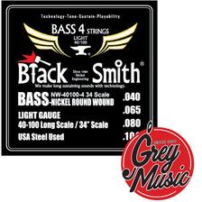Encordado Bajo Black Smith Nw-40100-4 34 4c 0.40