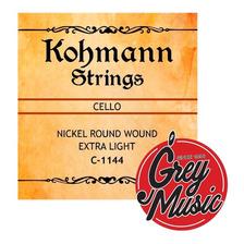 Cuerda Suelta Kohmann 1ra La A De Cello 4/4 Kc1144