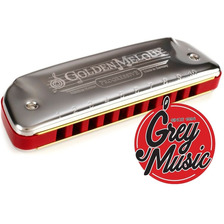 Armònica Hohner Golden Melody Re - D-