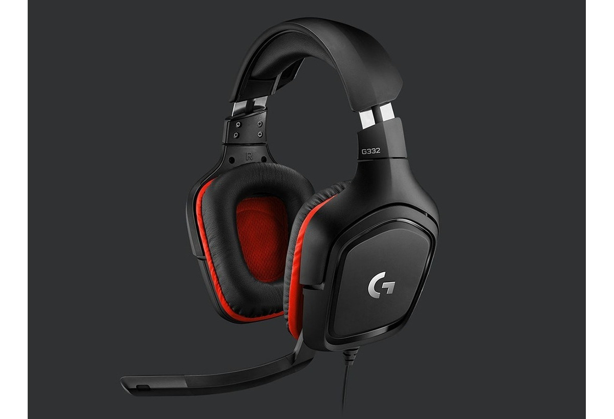 Auriculares Gamer Ps4 Logitech G332 Headset Xbox Pc