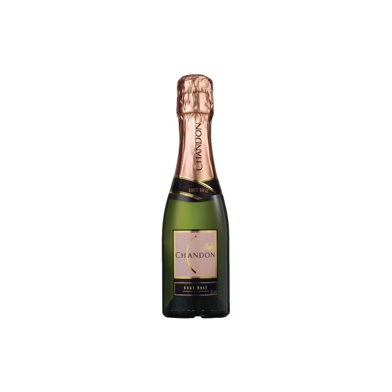 Espumante Brut Rose Baby 187ml - Chandon