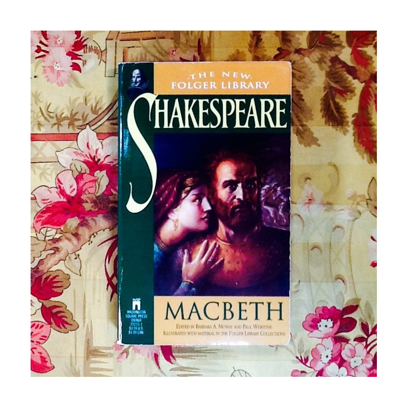 William Shakespeare.  MACBETH.