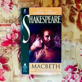 William Shakespeare.  MACBETH.