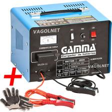Cargador Gamma De 20a Para Baterias Plomo/acido G2706 Regalo