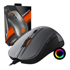Mouse Gamer Optico Steelseries Rival 300 6500dpi Rgb Oficial