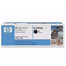 Toner Hp C4191a Negro Hp Laserjet Color 4500/4550 Original