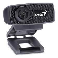Camara Web Webcam Genius 1000x Hd 720p Microfono Pc Skype Insumos Acuario