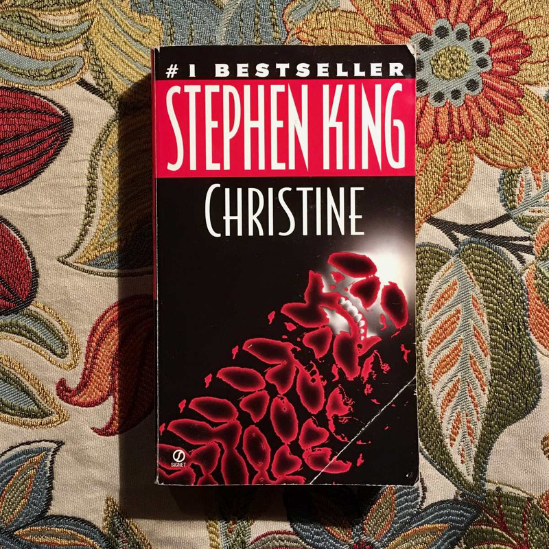 Stephen King.  CHRISTINE.