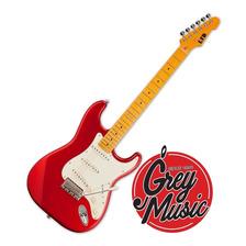 Guitarra Electrica Esp Ltd St213 Car - Grey Music -