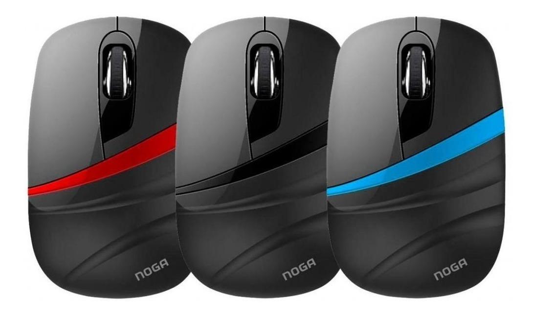 Mouse Usb Optico 1000 Dpi Evolutions Series Ngm-427