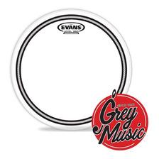 Parche Evans Usa 10  Ec2 Clear Tt10ec2 - Grey Music -
