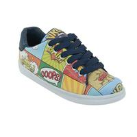 Sneakers Multicolor Estampados 020546