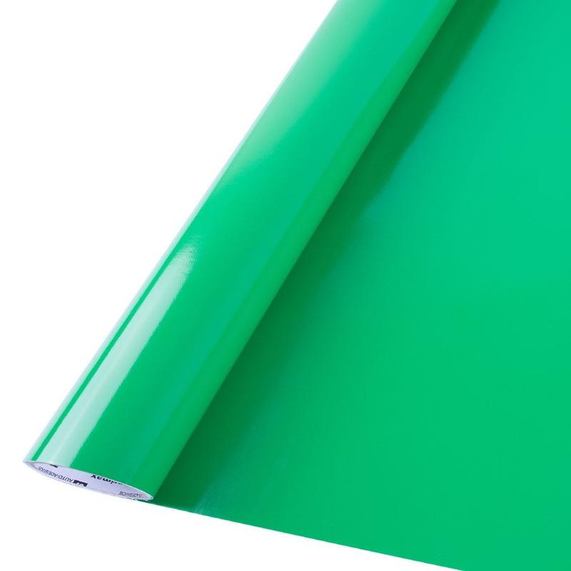 Vinil adesivo Goldmax verde amazonas larg. 0,61 m