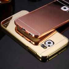 Funda Espejada Mirror Samsung S8 S8 Plus Bordes Metalicos