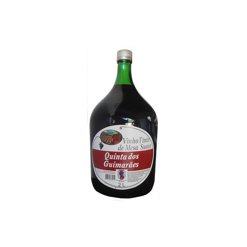 Vinho Tinto Seco Izabel/Bordô 2 L - Quinta dos Guimarães