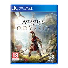 Assassins Creed Odyssey Ps4 Fisico Sellado Nuevo Original