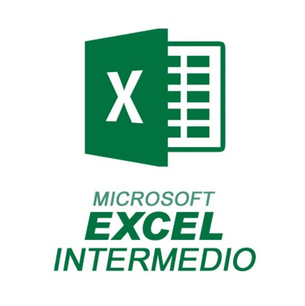Microsoft Excel Intermedio