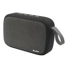 Parlante Portátil Kolke Bluetooth Kpp-262 Start 3w Usb Sd Fm