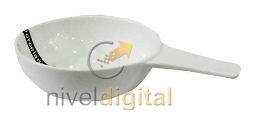 Cazuela Salsera Sarten Porcelana 20 Cm Salsa Evento Catering