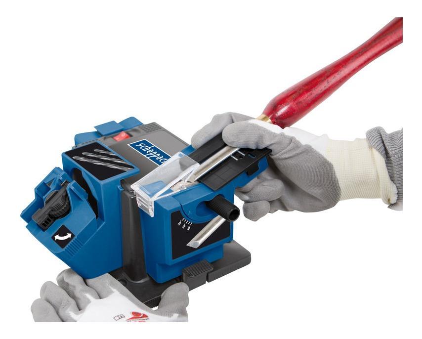 Afilador Electrico Multiuso Cuchillos Mechas Formones Kld