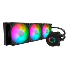 CPU WATER COOLER MASTER LIQUID ML360L ARGB V2 GAMER ACUARIO