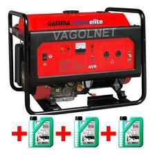 Grupo Electrogeno Elite 7500e 16hp 7000w Gamma Hot Sale