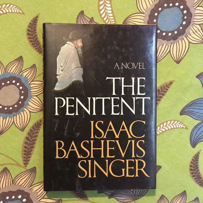 Isaac Bashevis Singer. THE PENITENT.