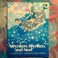 Eugene Field & Susan Jeffers.  WYNKEN, BLYNKEN, AND NOD.