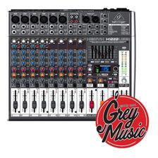 Behringer Xenyx X1222 Usb  Con Efectos - Grey Music -