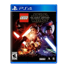 Lego Star Wars The Force Awakens Ps4 Fisico Sellado Original
