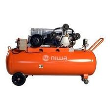 Compresor Correa 4 Hp 200 Litros 3 Cilindros 380v Niwa