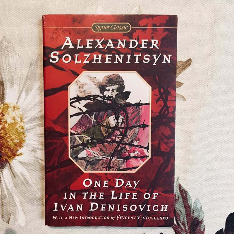 Alexander Solzhenitsyn. ONE DAY IN THE LIFE OF IVAN DENISOVICH.