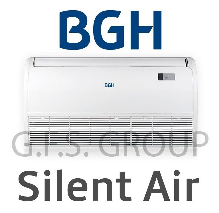 Aire Acondicionado Piso Techo Bgh 18000 Frigorías F/c (6tr)
