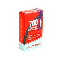 CÂMARA DE AR CHAOYANG SPEED ARO 700 - 700 X 18/23C - VÁLVULA 60MM PRESTA (BICO FINO)