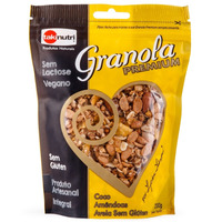 Granola Premium - 200g - TakiNutri
