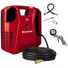 Compresor Inflador Aire Einhell 1.5hp Sin Aceite Novedad !!!