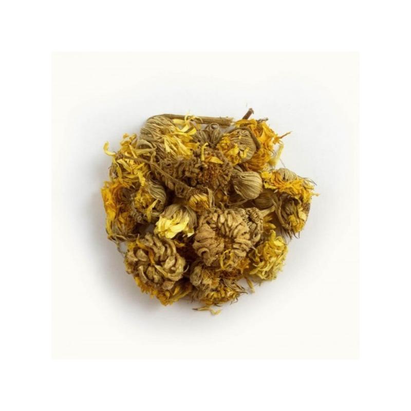 Cha em Flor de Calendula - Kit 3 x 30g - DiCastro