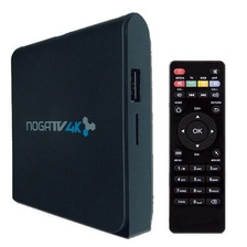 Smart Tv Box Quadcore Hd 4k Convertidor Android Noga Pc Pro