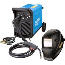 Soldadora Electrica Mig 120 Amp 220v Gamma + Fotosensible